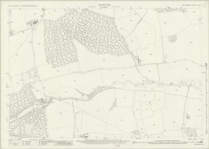 Hertfordshire XXXV.4 (includes: Bishops Hatfield; Essendon; Welwyn Garden City) - 25 Inch Map