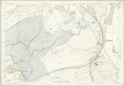 Dorset XLIII.11 (includes: Lytchett Minster; Poole; Wareham St Martin) - 25 Inch Map