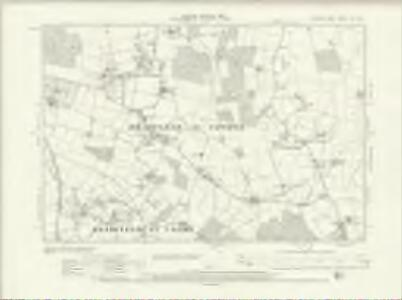Suffolk LV.NW - OS Six-Inch Map