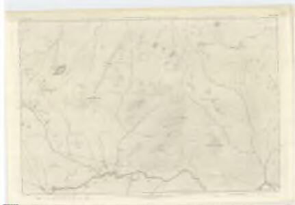 Inverness-shire (Mainland), Sheet XCIX - OS 6 Inch map