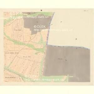 Dobrzan (Dobřany) - c1202-1-009 - Kaiserpflichtexemplar der Landkarten des stabilen Katasters