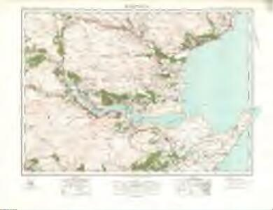 Dornoch (21) - OS One-Inch map