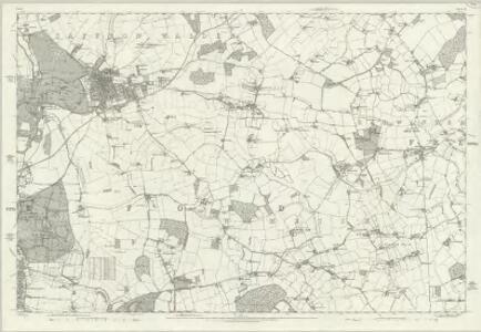 Essex VIII - OS Six-Inch Map
