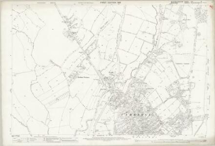 Buckinghamshire LIV.5 (includes: Denham; Uxbridge) - 25 Inch Map