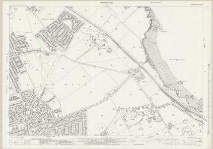Durham IV.10 (includes: Boldon; South Shields) - 25 Inch Map