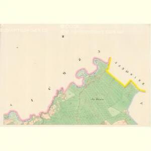 Petrowitz (Petrowice) - c5740-1-002 - Kaiserpflichtexemplar der Landkarten des stabilen Katasters