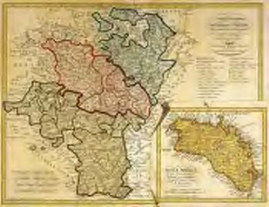 Charta geographica provinciam Soriam