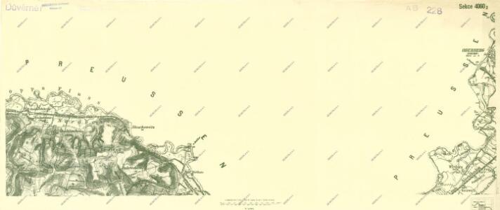 III. vojenské mapování 4060/2