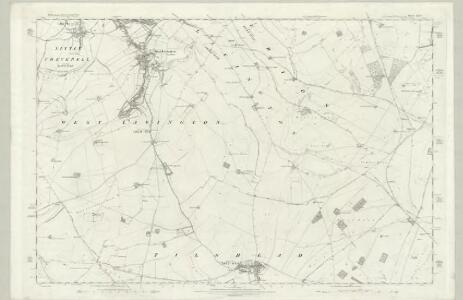 Wiltshire XLV - OS Six-Inch Map