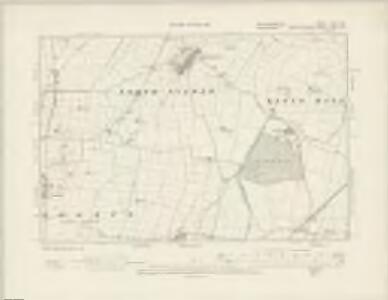 Nottinghamshire XXVI.NW - OS Six-Inch Map
