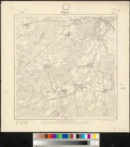 Meßtischblatt 1026 : Hagen, 1898