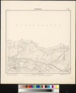 Meßtischblatt 1726 : Emlichheim, 1897