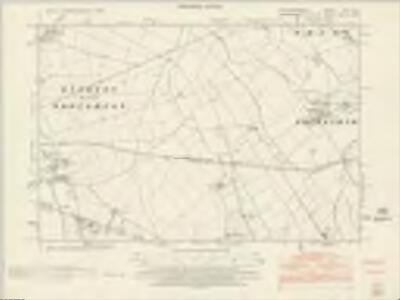 Buckinghamshire XXIX.SW - OS Six-Inch Map