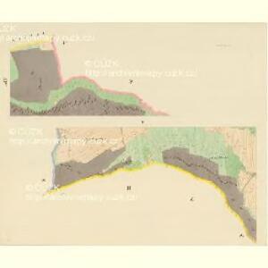 Lotschenitz - c4191-1-005 - Kaiserpflichtexemplar der Landkarten des stabilen Katasters