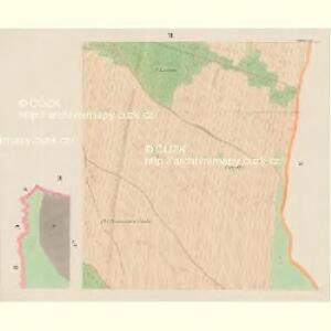 Neplachow - c5036-1-005 - Kaiserpflichtexemplar der Landkarten des stabilen Katasters