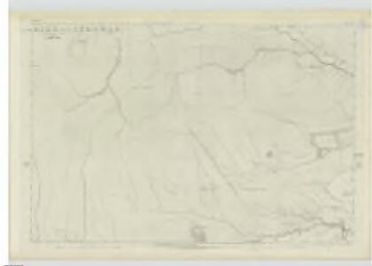 Perthshire, Sheet CXVI - OS 6 Inch map
