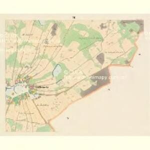 Kollenetz - c3278-1-007 - Kaiserpflichtexemplar der Landkarten des stabilen Katasters