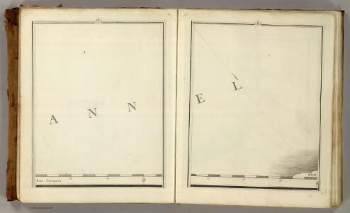 Sheets 7-8.  (Cary's England, Wales, and Scotland).