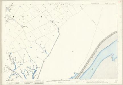 Durham XLV.11 (includes: Billingham; Greatham; Seaton) - 25 Inch Map