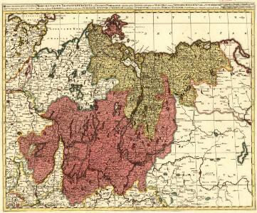 Marchionatus Brandenburgicus, et Ducatus Pomeraniae