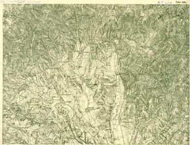 III. vojenské mapování 4460/4