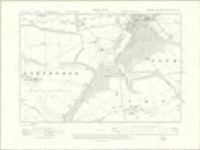 Yorkshire CXLIII.SE - OS Six-Inch Map