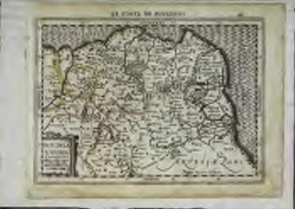 Bolonia [et] Gvines comitatus