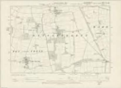 Nottinghamshire XVI.SW - OS Six-Inch Map