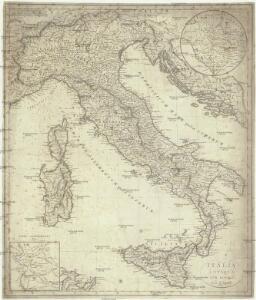 Italia antiqua cum insulis