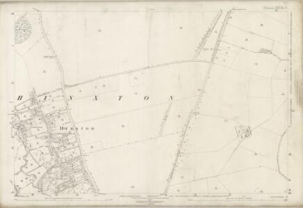 Essex (1st Ed/Rev 1862-96) II.4 (includes: Great Chesterford; Hinxton) - 25 Inch Map