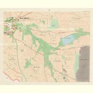 Hracholusk - c2326-1-003 - Kaiserpflichtexemplar der Landkarten des stabilen Katasters