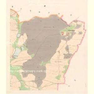 Potschatek - c5868-1-003 - Kaiserpflichtexemplar der Landkarten des stabilen Katasters