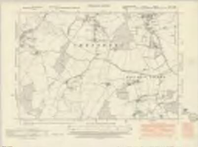 Cambridgeshire LXIIB.NW - OS Six-Inch Map
