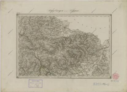 II. vojenské mapování 5