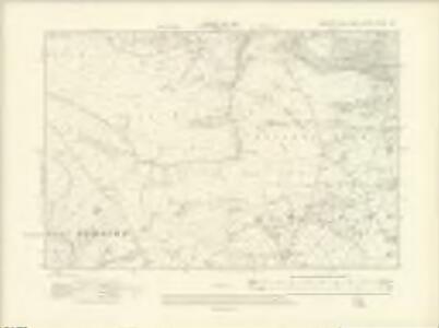 Yorkshire CXXXV.SE - OS Six-Inch Map