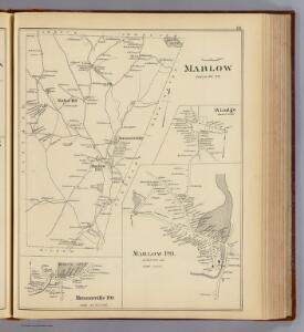 Marlow, Cheshire Co.