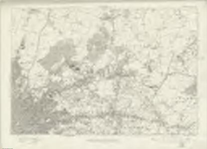 Gloucestershire LXXII - OS Six-Inch Map