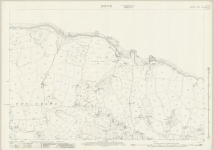 Anglesey XV.1 (includes: Llangoed; Llaniestyn Rural) - 25 Inch Map