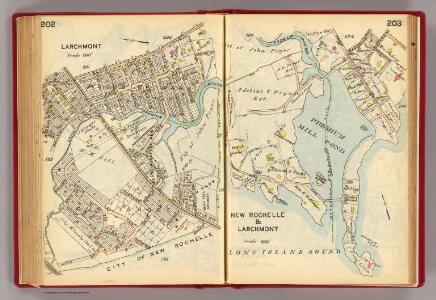 202-203 Larchmont, New Rochelle.
