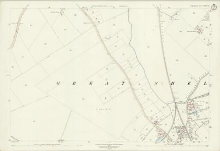 Cambridgeshire XLVII.14 (includes: Cambridge; Great Shelford; Haslingfield; Hauxton) - 25 Inch Map