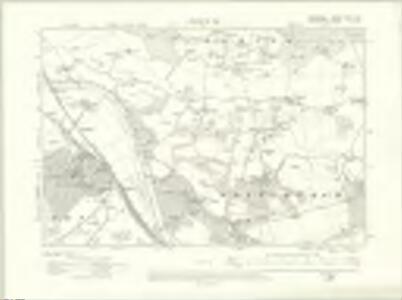 Berkshire XXVIII.NE - OS Six-Inch Map