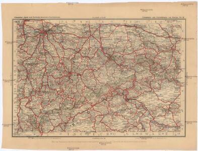 Deutsches Reich und Tschecho-Slowakei