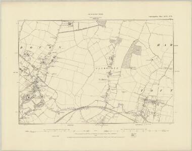 Cambridgeshire XLVI.SE - OS Six-Inch Map