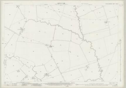 Buckinghamshire XXVIII.2 (includes: Fleet Marston; Hardwick; Pitchcott; Quarrendon; Waddesdon; Whitchurch) - 25 Inch Map