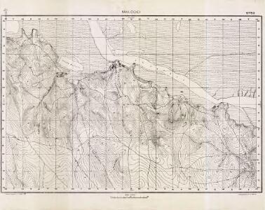 Lambert-Cholesky sheet 5752 (Malcoci)
