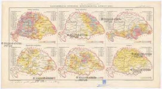Magyarország népessége hitfelekezetek szerint 1890