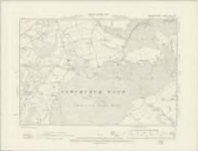 Monmouthshire XXV.NE - OS Six-Inch Map