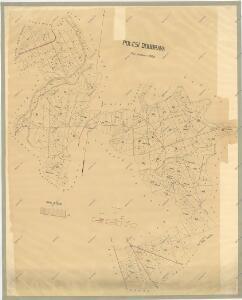 Mapa polesí Doubrava