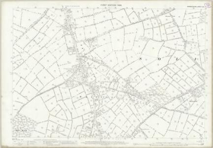 Warwickshire XIX.11 (includes: Solihull Urban) - 25 Inch Map