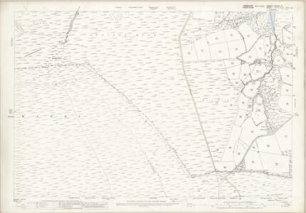 Yorkshire CCXCIII.2 (includes: Bradfield; Derwent) - 25 Inch Map